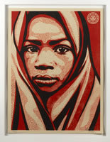 Shepard Fairey (OBEY), 'Blankets-Uganda Suite', 2009, Contemporary Art and Editions