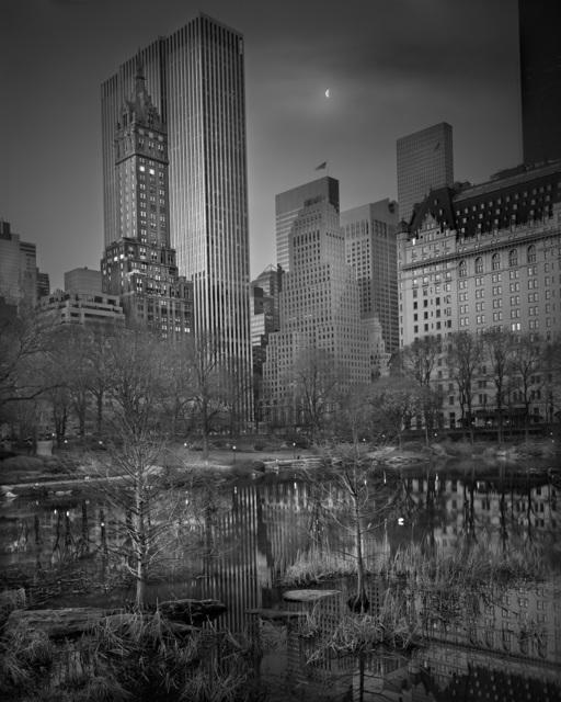 , 'Half Moon - Pre-Dawn - Deep In A Dream - Central Park,' 2009, Holden Luntz Gallery