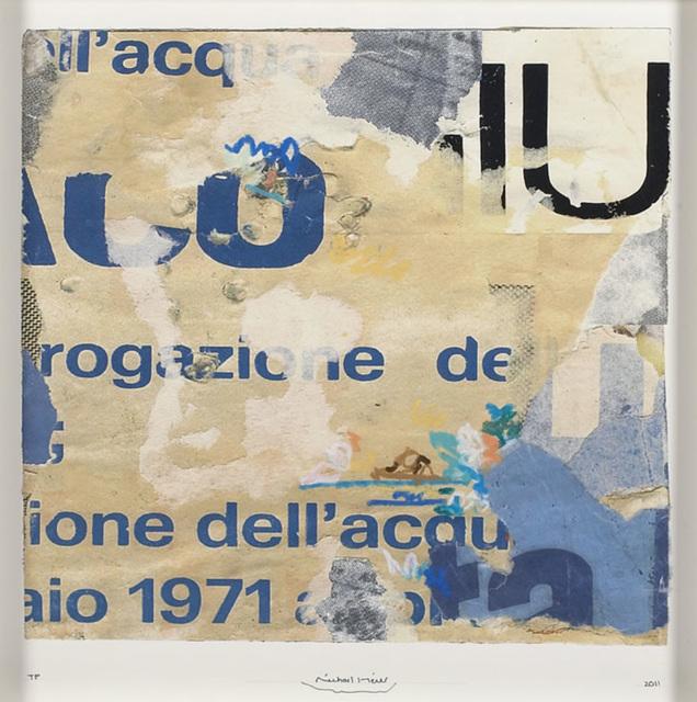 , '1971,' 2011, IFAC Arts