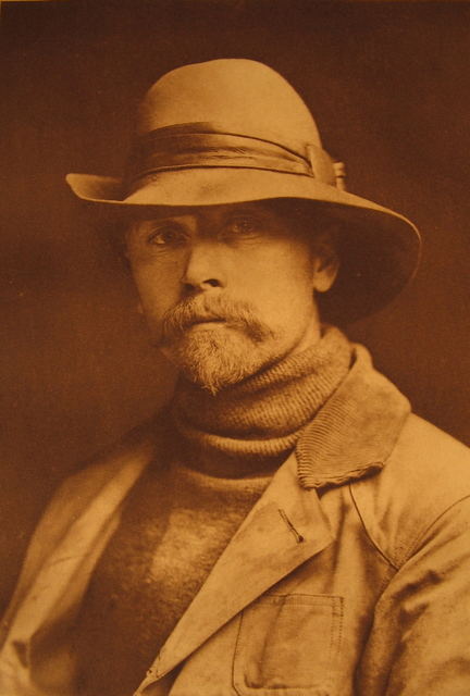 , 'Edward S. Curtis Self-Portrait,' , Bruce Kapson Gallery