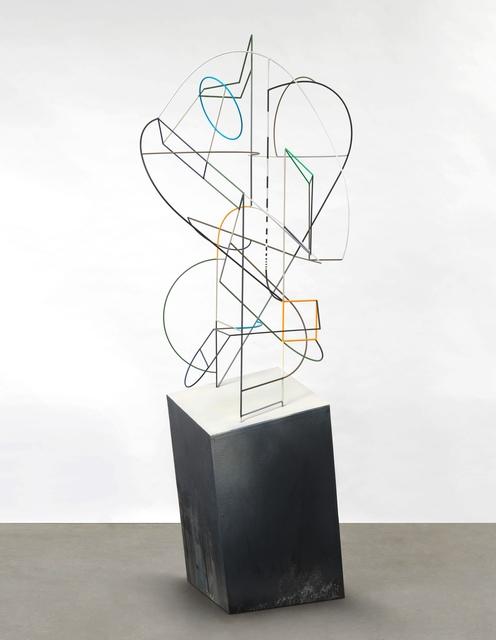 , 'The Fifth Investigator (Cyrano),' 2018, Marianne Boesky Gallery