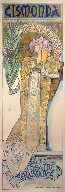 , 'Gismonda ,' 1894, Arken Museum of Modern Art
