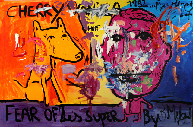 , 'Untitled (Fear of Les Super),' 2007, Saatchi Gallery