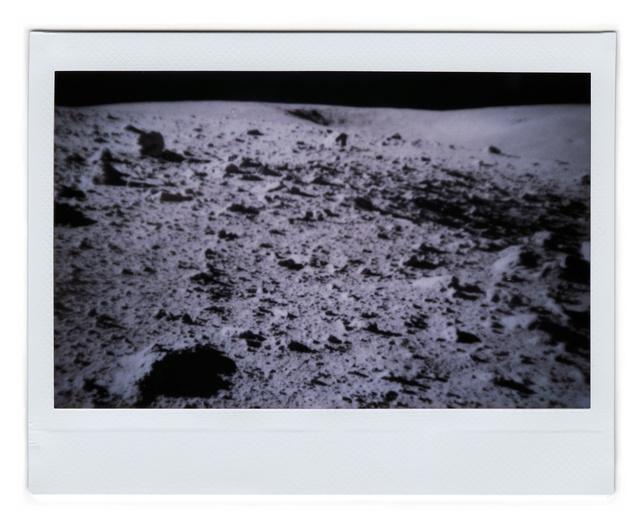 , 'Old Nameless_Moon,' 2013, Pasto