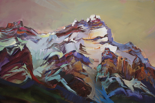 , 'On Rundle's Cliffs,' , Wallace Galleries
