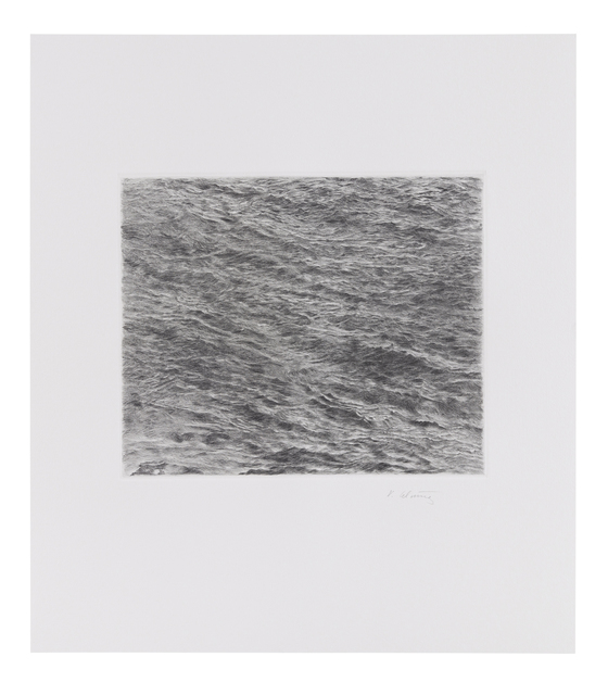 , 'Untitled Ocean,' 2016, Matthew Marks Gallery