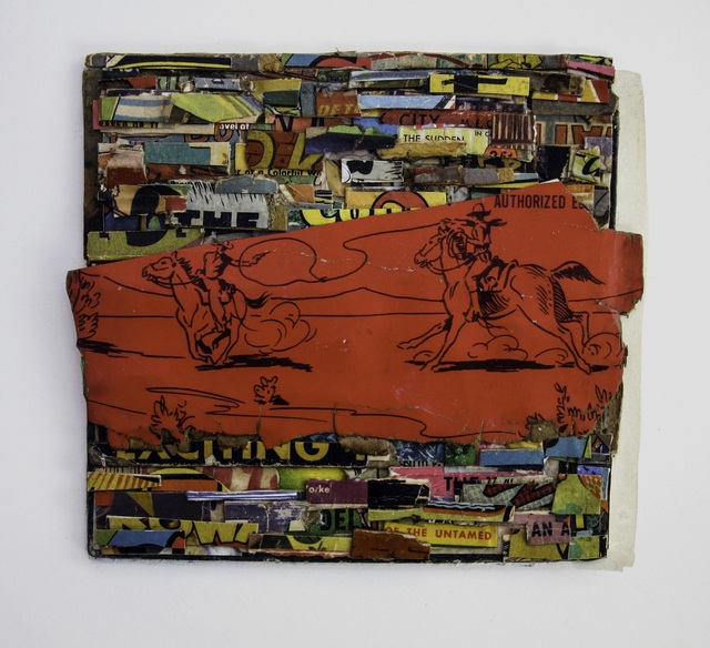 , 'Western,' 2018, Andrea Schwartz Gallery