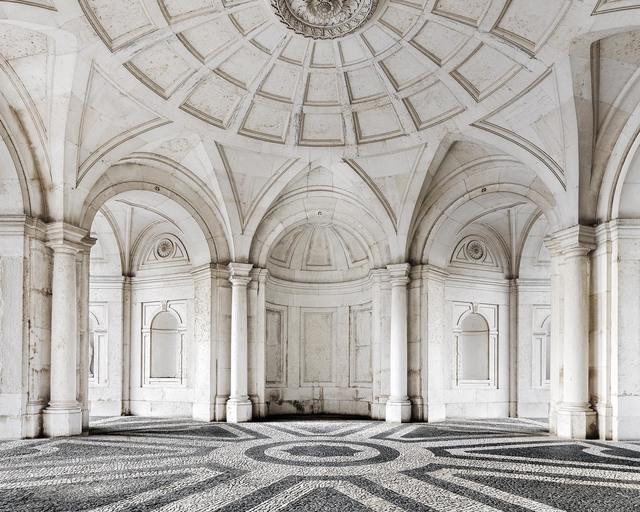 Massimo Listri, 'Palacio Nacional D'ajuda II, Lisboa, Portugal', 2017, Photography, Chromogenic Print, CHROMA GALLERY
