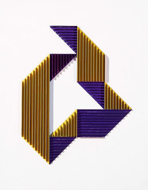 , 'Fold XIII,' 2017, Gormleys Fine Art