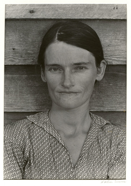 , 'Alabama Tenant Farmer's Wife (Allie Mae Burroughs),' 1936, Edwynn Houk Gallery