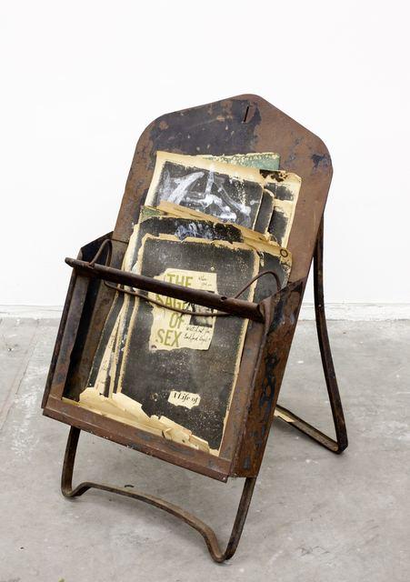 , 'News Stand,' 1962, Moran Moran