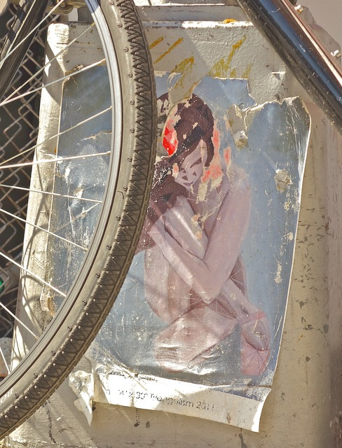 , 'Bike,' 2016, Bernarducci Gallery Chelsea