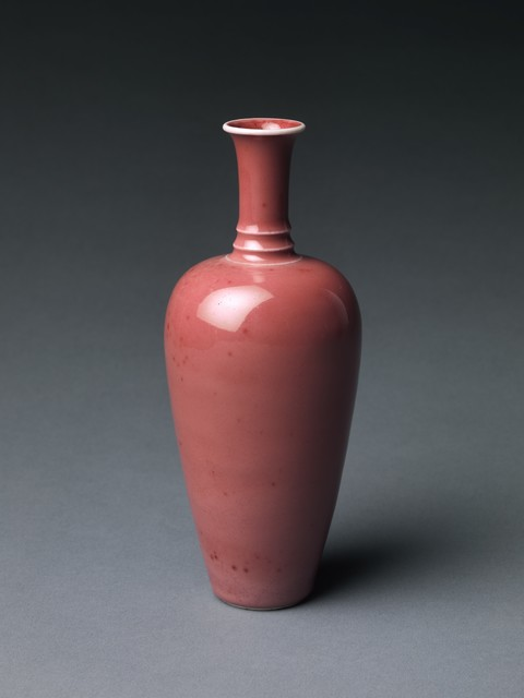 Unknown Chinese, 'Vase', 1713–1722, The Metropolitan Museum of Art