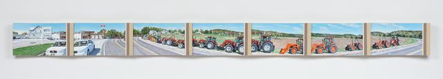 , 'Mt Sterling Oil, Mount Sterling, Missouri, US Highway 50,' 2016-2018, Valley House Gallery & Sculpture Garden