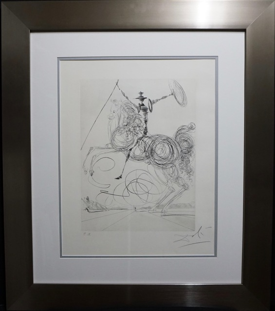 Salvador Dalí, 'Don Quichotte (Horseman)', 1964, Fine Art Acquisitions