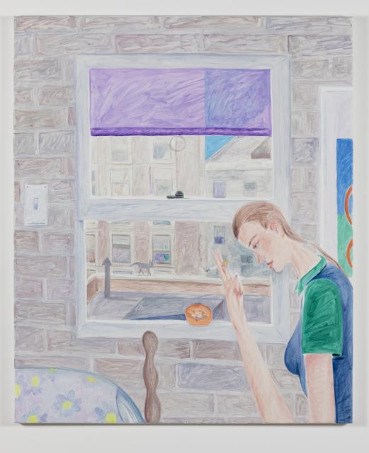 , 'Daisy,' 2017, David Risley Gallery