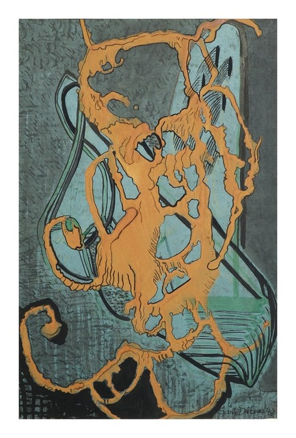 Sari Dienes, 'Remains of Sea Horse', ca. 1940, Pavel Zoubok Fine Art