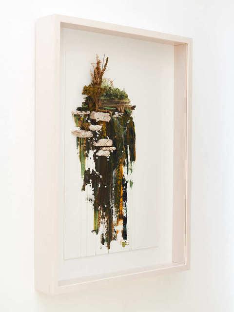 , 'Scrape 5,' 2018, Hashimoto Contemporary