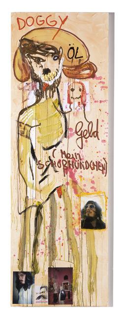 , 'Die Maske des Sackfisches...,' 2006, Contemporary Fine Arts