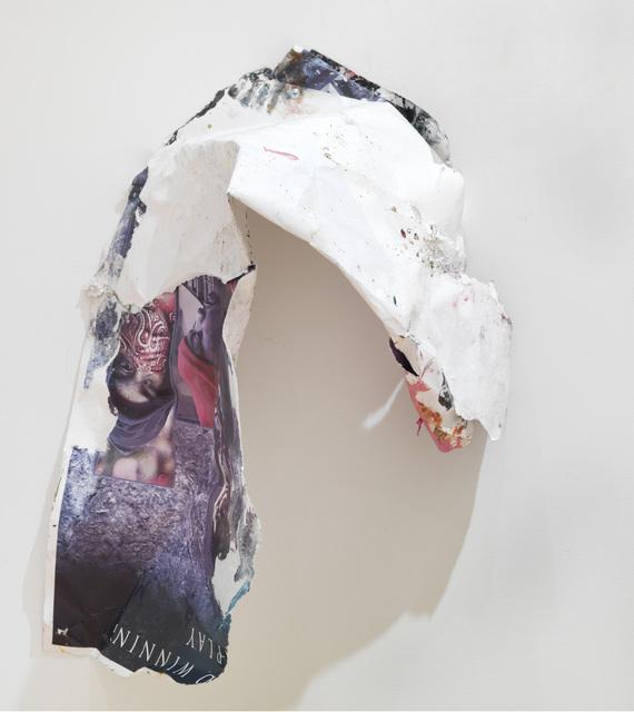 , 'Poster,' 2011, Gagosian Gallery