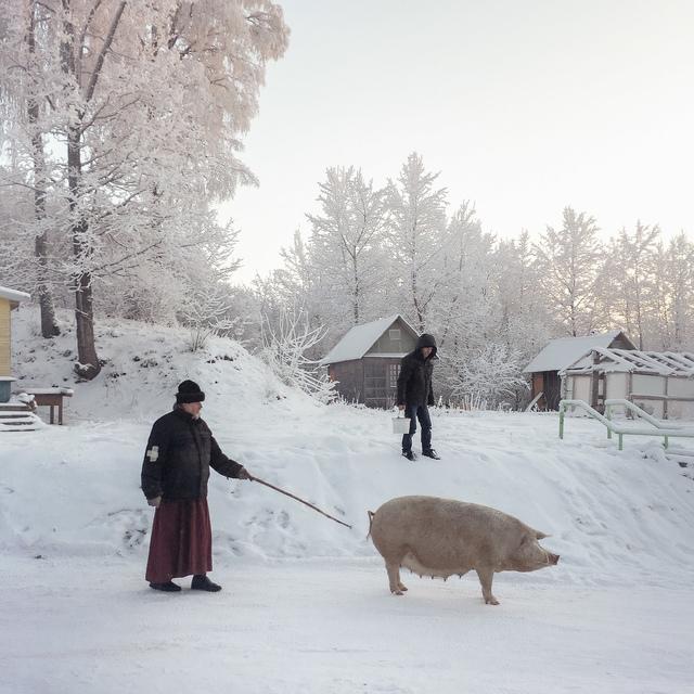 , 'Vishegorod,' 2017, Anna Nova Gallery
