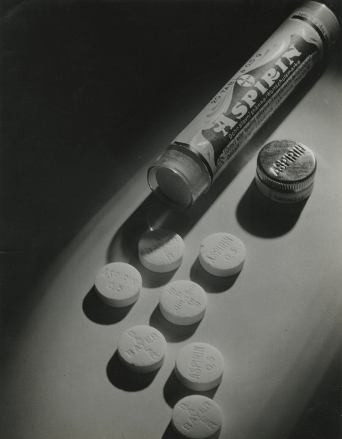 , 'Bayer Aspirin,' 1936, Howard Greenberg Gallery
