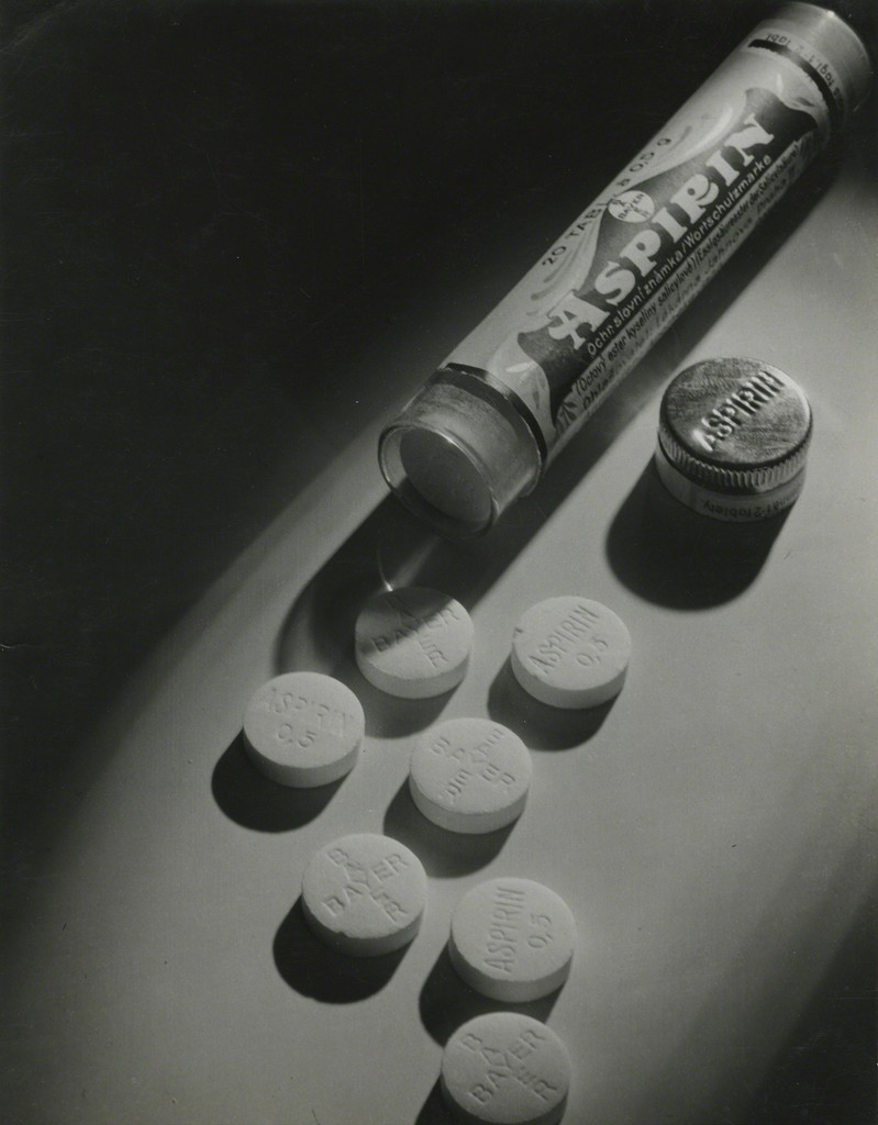 Jaroslav rssler bayer aspirin 1936 available for sale artsy jaroslav rssler bayer aspirin 1936 howard greenberg gallery buycottarizona Image collections