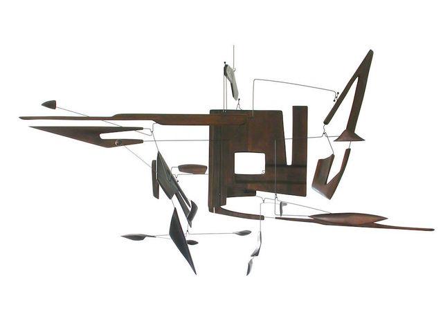 , 'Mobile sculpture,' 2014, Leon Tovar Gallery