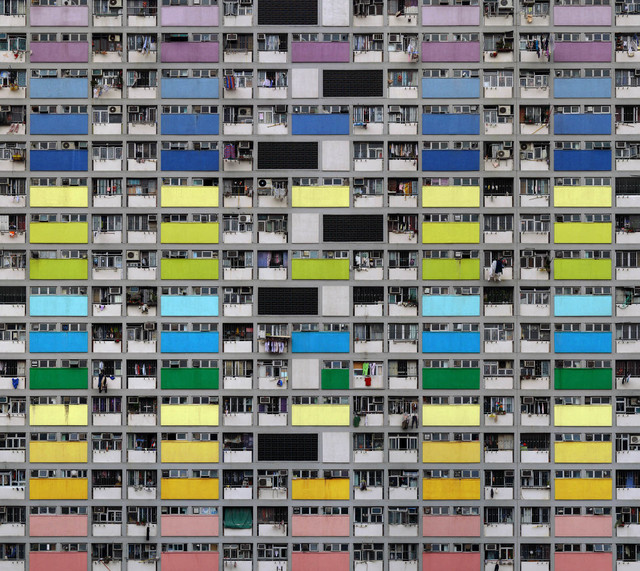 Michael Wolf, 'Architecture of Density #a99', 2007, Bruce Silverstein Gallery