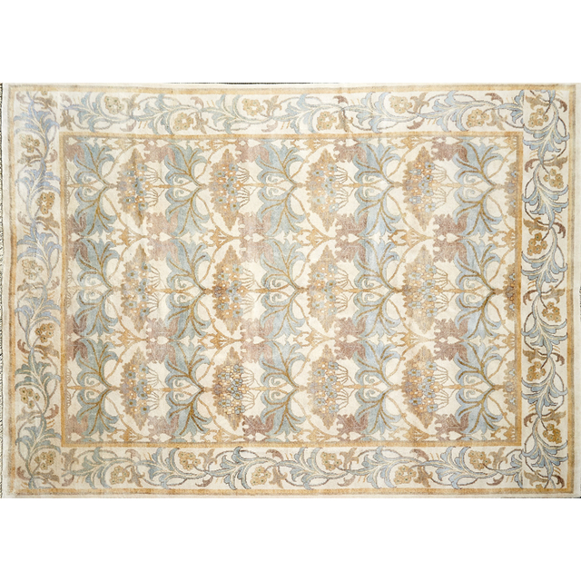 'Style Of William Morris, Contemporary Wool Rug', Rago/Wright