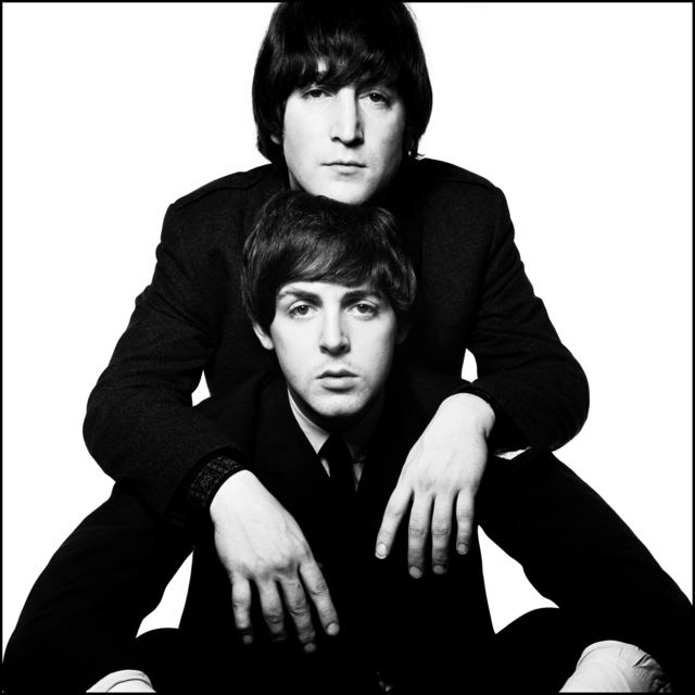 David Bailey, 'John & Paul', 1965, Gagosian
