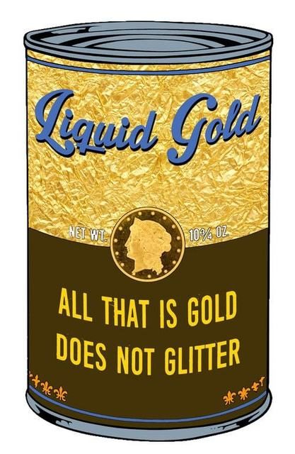 Angelo Pioppo, 'Liquid Gold', 2016, Dope! Gallery