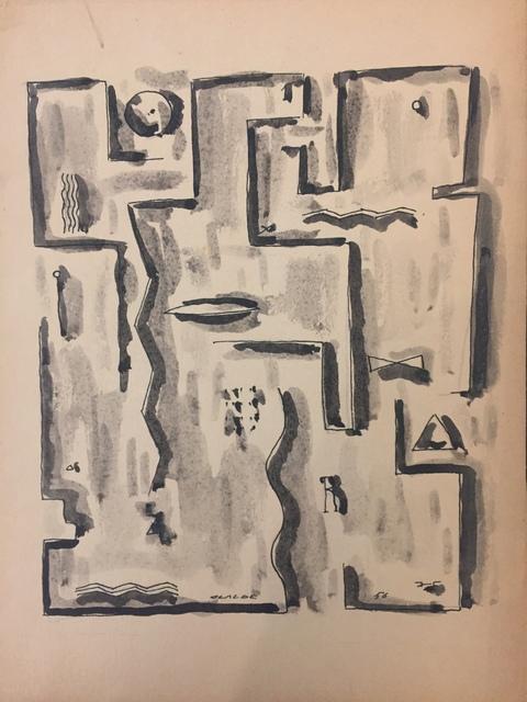Gastón Olalde, 'Untitled', 1956, Galería de las Misiones