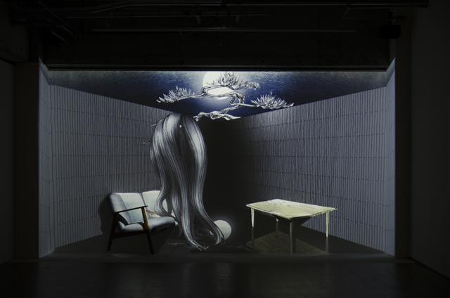 , 'aitaisei-josei,' 2015, Seattle Art Museum