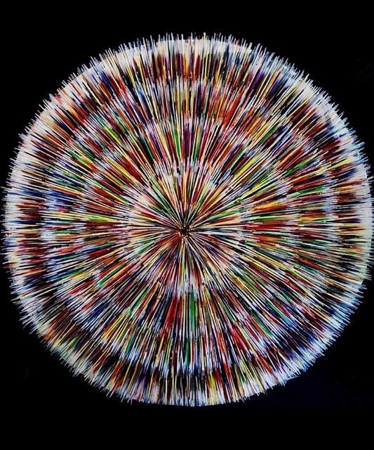 , 'Round Rainbow,' 2018, design art concepts