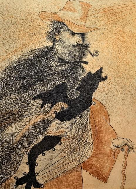 Miguel Condé, 'Hacia el cau Ferrat', 2006, Redbud Gallery
