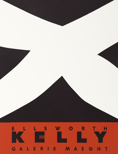 Ellsworth Kelly, 'Exhibition at Galerie Maeght', ca. 1965, RoGallery