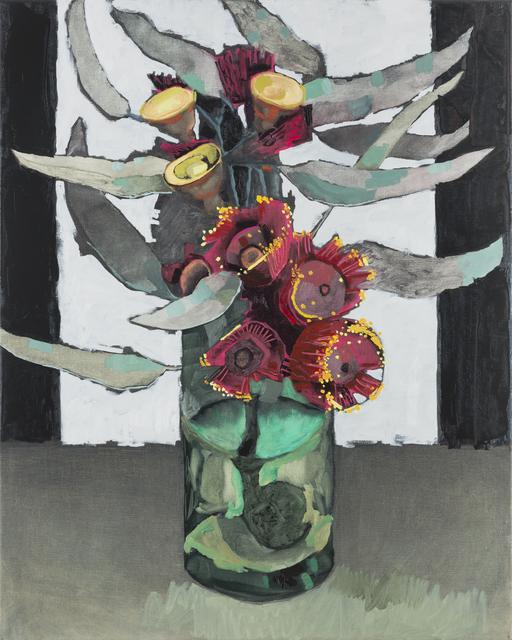 , 'Silver Princess Gum flowers [2],' 2015, Sophie Gannon Gallery