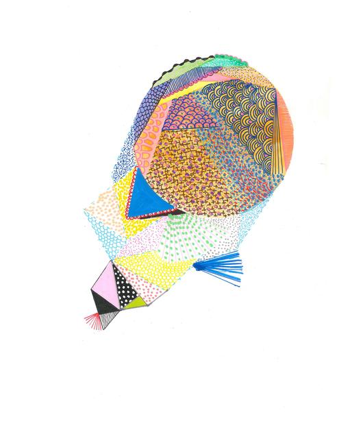 , 'explosions #6,' 2017-2018, Burnet Fine Art & Advisory