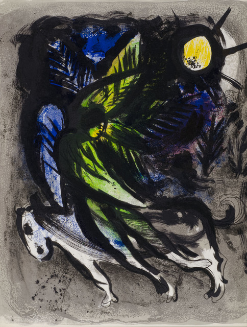 , 'L'Ange (The Angel),' 1960, Galerie d'Orsay