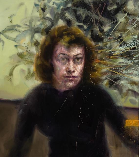 Mathieu Laca, 'Joan Mitchell', 2019, Thompson Landry Gallery