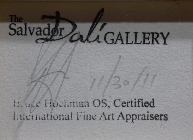 Salvador Dalí, 'Shakespeare II Richard III', 1971, Print, Etching, Fine Art Acquisitions Dali
