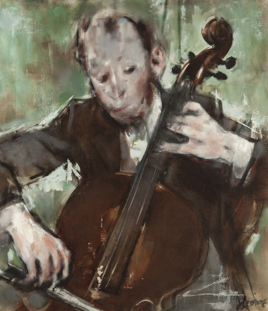 , 'Cellist,' , ACA Galleries