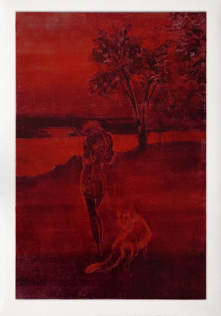 , 'Redwood,' 2017, Art of Treason