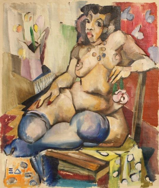 Ernest Alexander, 'Nude', ca. 1945, Aaron Galleries
