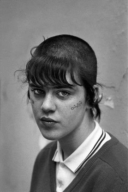 , 'Babs, Soho, London,' 1987, Huxley-Parlour