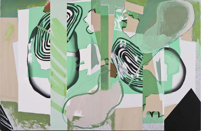 , 'El amor entre las plantas,' 2014, Galería Joan Prats