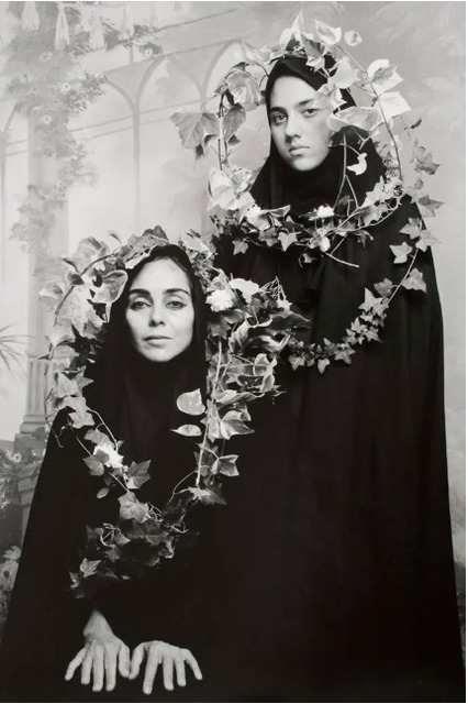 Shirin Neshat, 'Untitled (from 'Women of Allah' series)', 1995, Flatland Gallery