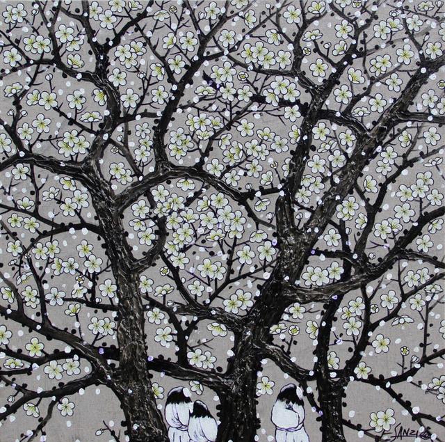 , '梅花容 Blossom,' 2014, Art WeMe Contemporary Gallery
