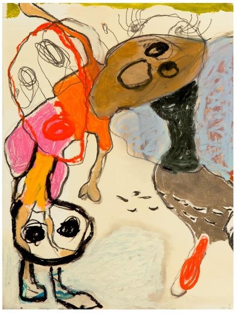 , '61,' 2016, Denise Bibro Fine Art